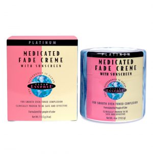Clear Essence Platinum Medicated Fade Creme (4 oz.)