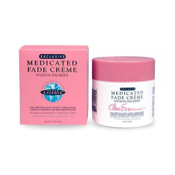 Exclusive Medicated Fade Creme w/ Sunscreen (4 oz.)