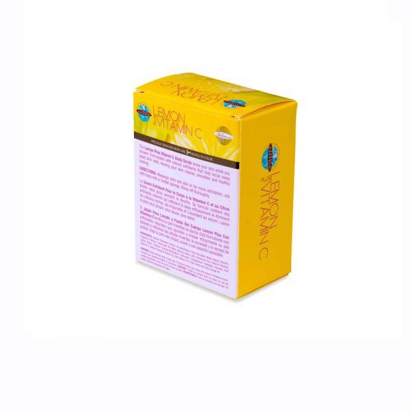 Lemon Plus Vitamin C Body Soap Scrub (5 oz.)