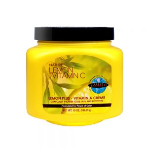 Clear Essence Lemon Plus Vitamin C - Vitamin A Creme (19 oz.)