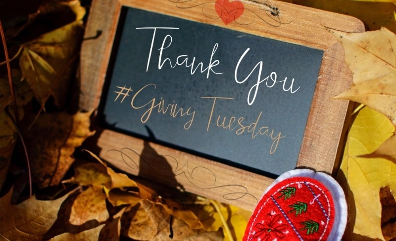 Giving Tuesday is Now Giving Month