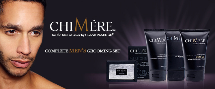 ChiMere Skin Care for Men