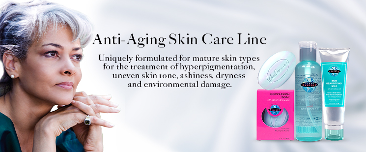 Clear Essence Anti-Aging Skin Care Line
